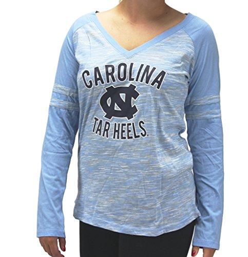 Creative Apparel Women S North Carolina Tarheels Unc Long Sleeve T Shirt