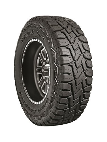 Toyo OPEN COUNTRY R/T All Terrain Radial Tire - 285/65R18 125Q by Toyo Tires