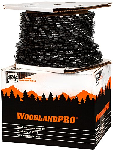 WoodlandPRO 25' Chainsaw Chain Reel (33SCS-25R) 410 Drive Links by WoodlandPRO