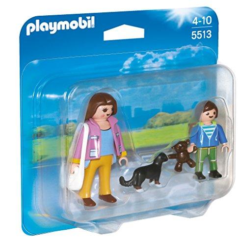 Playmobil Duo Pack - Madre con niño, figuras (5513): Amazon.es: Juguetes y juegos