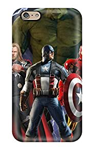 Durable The Avengers 10 Back Case/cover For Iphone 6