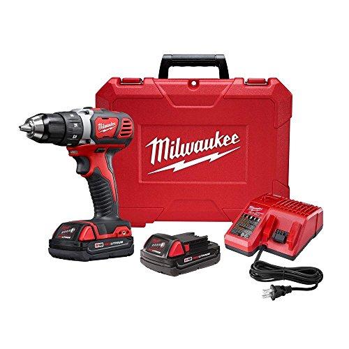 Milwaukee 2606-22CT M18 1/2' Drill Driver CP Kit