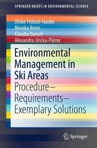 Dorsch the best amazon price in savemoney environmental management in ski areas procedure requirements exemplary solutions fandeluxe Gallery