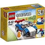 LEGO Creator - 31027 - Jeu De Construction - Le Bolide - Bleu