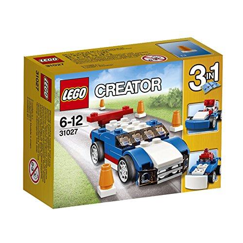 26 opinioni per Lego Creator 31027- Auto da Corsa, Blu