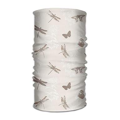 Multifunctional Headwear Dragonfly Butterfly Arthouse Head ...