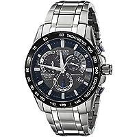 Citizen Eco-Drive AT4010-50E Titanium Perpetual Chrono A-T Men's Watch