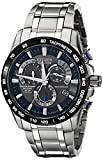 Image of Citizen Eco-Drive Men's AT4010-50E Titanium Perpetual Chrono A-T Watch