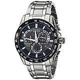 WATCH men Amazon, модель Citizen Eco-Drive Men's AT4010-50E Titanium Perpetual Chrono A-T Watch, артикул B005BS2ENC