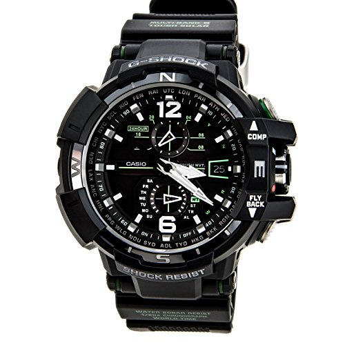 Casio G Shock GWA 1100 1A3 G Aviation Stylish