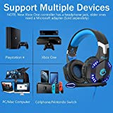 VersionTECH. G2000 Stereo Gaming Headset for