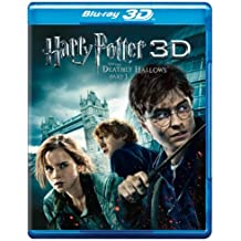 Harry Potter & The Deathly Hallows Part 1 (Blu-ray 3D) by Warner Home Video