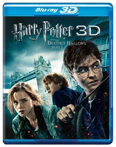 Harry Potter & The Deathly Hallows Part 1 (Blu-ray 3D) by Warner Home Video (Harry Potter And The Deathly Hallows Blu Ray)