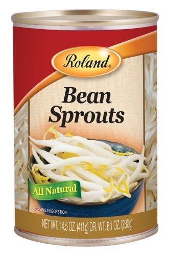 Roland Bean Sprouts 14.5 Oz (24 Pack)
