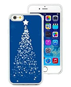 Diy iPhone 6 Case,Merry Christmas White iPhone 6 4.7 Inch TPU Case 24