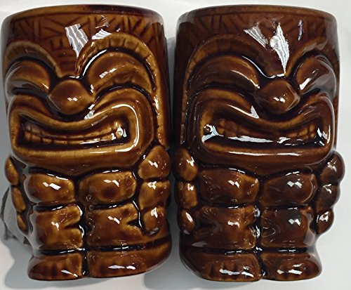 hawaiian salt and pepper shakers - 9