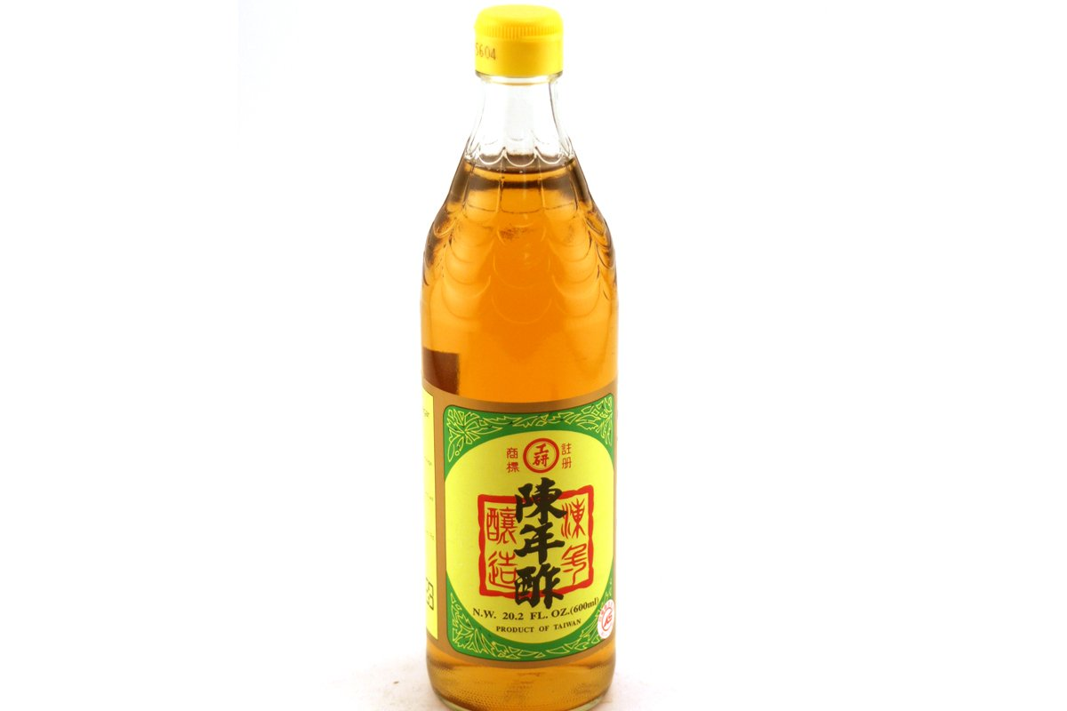 Old Rice Vinegar - 21.1f Oz (Pack of 6) by Kong Yen