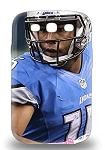 Premium NFL Detroit Lions Golden Tate #15 Heavy Duty Protection 3D PC Case For Galaxy S3 ( Custom Picture iPhone 6, iPhone 6 PLUS, iPhone 5, iPhone 5S, iPhone 5C, iPhone 4, iPhone 4S,Galaxy S6,Galaxy S5,Galaxy S4,Galaxy S3,Note 3,iPad Mini-Mini 2,iPad Air )