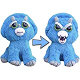 Feisty Pets Brainless Brian Adorable Plush Stuffed Triceratops that Turns Feisty with a Squeeze (Extinct – No Longer Produced)