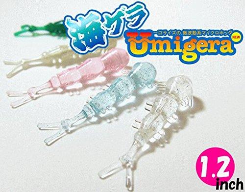 Arukazik Japan(アルカジックジャパン) ルアー 海ゲラ1.2インチ #08 ホワイトグローの商品画像