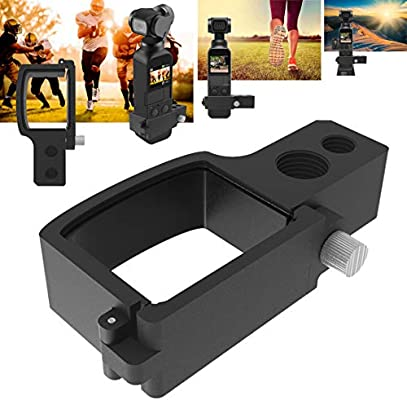 Haoun Adapter Mount Extending Adapter Converter for DJI OSMO Pocket,Expand Module Adapter with 1//4 Inch and 3//8 Inch Interface