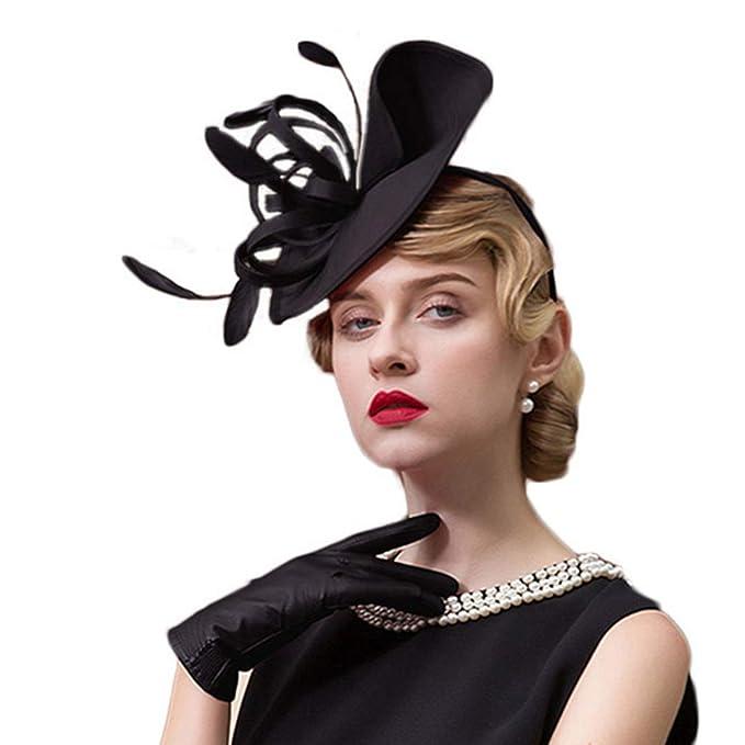 famoso marchio di stilisti fashion design sconto più votato OLADO Cappellino da Federa per Cappelli da Cerimonia per ...