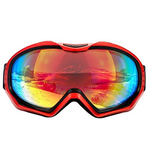 Motorcycle Motocross Goggles ATV Racing Dirt Bike Riding Glasses UV Protection