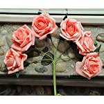 Wedding-Flowers-Coral-Artificial-Flowers-Real-Like-Coral-Roses-72-stems-For-Wedding-Bouquet-Wedding-Party-Decoration-Table-Centerpieces