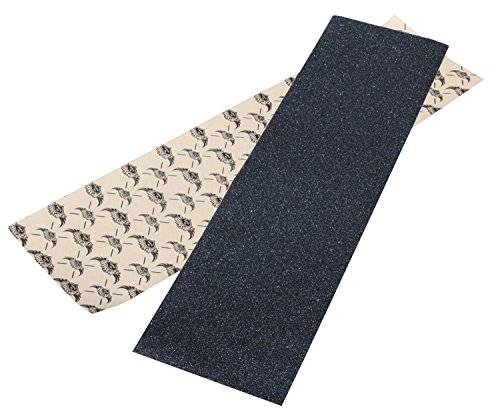 "Jessup Skateboard Griptape sheet 9"" x 33"" 100 Pack Black"