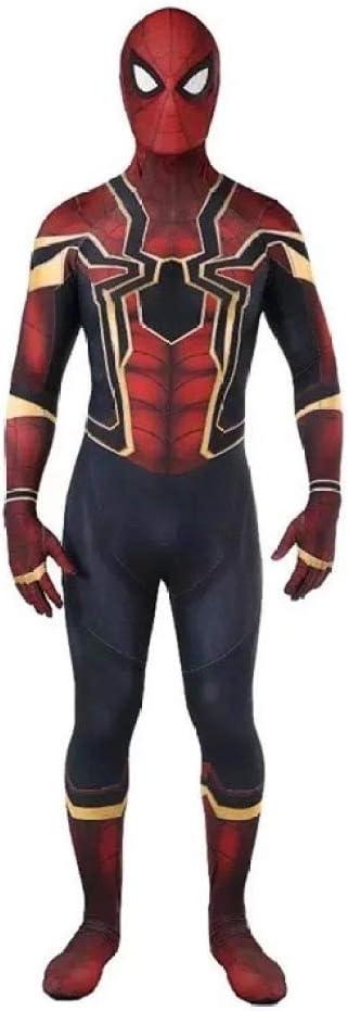 ZHANGQI Juego De Ropa Ajustada De Halloween Spiderman Lycra ...