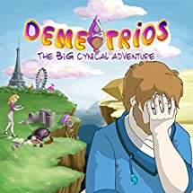 Demetrios - The Big Cynical Adventure - PS Vita [Digital Code]