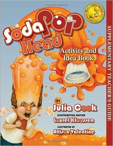 Soda Pop Head Activity and Idea Book