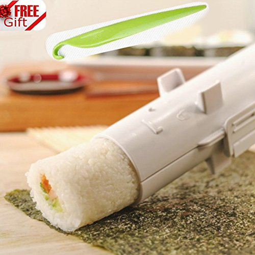 Sushi Maker - Sushi Rolls Made Easy DIY Mold Cooking Tools