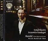 Handel: Nine German Arias by Iestyn Davies