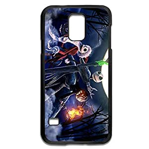 Zhongxx Nightmare Before Christmas Durable Plastic Case For Samsung Galaxy S5
