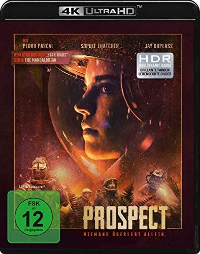 Prospect (4K Ultra UHD) [Blu-ray] [2018]
