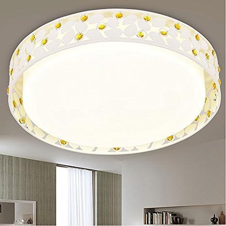 MEIHOME Lámpara de techo Habitación niños circulares de LED ...