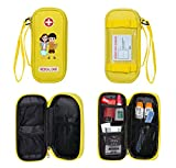 Kid's EpiPen Carrying Medical Case – Yellow