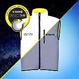 Proviz Men's Switch Cycling Vest, Yellow, X-Large