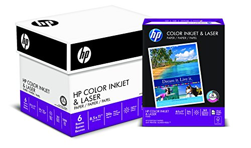 HP Paper, Color Inkjet & Laser Poly Wrap Made In The USA