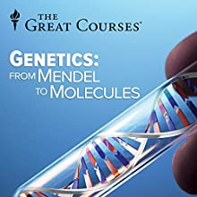 Genetics - From Mendel to Molecules Miscellaneous by Steven L. Goldman Narrated by Steven L. Goldman