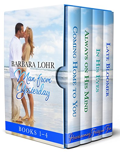 Man from Yesterday Box Set: Heartwarming Contemporary Romance (Books 1-4) cover