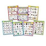 Carson-Dellosa Publishing Chartlet Set, Language Arts (CDP144154)