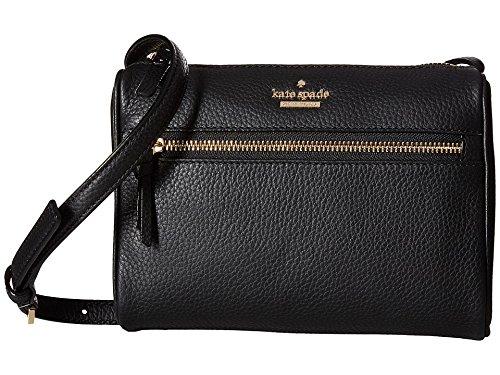 Kate Spade New York Women's Jackson Street Mini Cayli Cross Body Bag, Black, One Size by Kate Spade New York