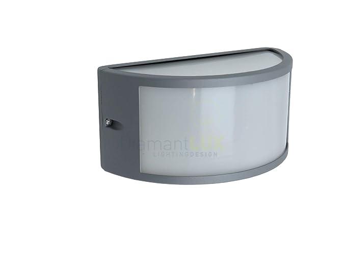Plafoniere Da Parete Da Esterno : Applique lampada da parete per esterno moderno illuminazione