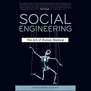 Social Engineering: The Art of Human Hacking Hörbuch