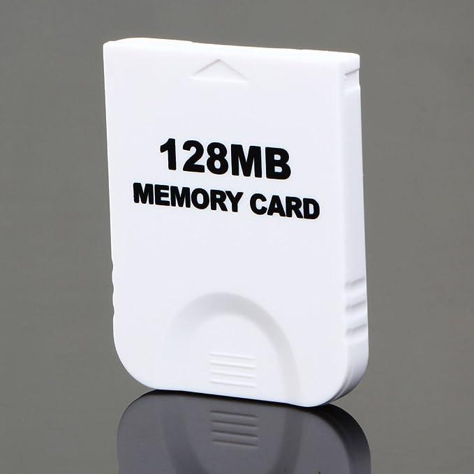 Childhood Blanco Tarjeta de memoria 128M para Nintendo Wii ...