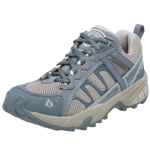 Vasque Womens Blur SL Trail Running Shoe Goblin Blue/London Fog
