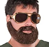 amscan Hungover Beard/Moustache