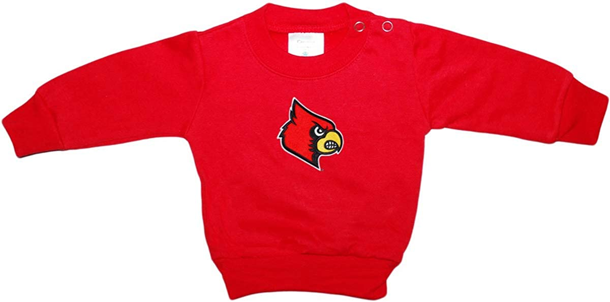 Creative Knitwear University of Louisville Baby and Toddler Sweat Shirt